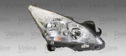 Hauptscheinwerfer VALEO (043784), PEUGEOT, 3008 SUV, 5008, 3008 Großraumlimousine
