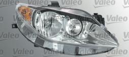 Hauptscheinwerfer VALEO (043817), SEAT, Ibiza IV Sportcoupe, Ibiza IV, Ibiza IV ST