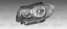 Hauptscheinwerfer VALEO (044275), BMW, 1er Coupe, 1er, 1er Cabriolet