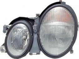 Hauptscheinwerfer HELLA (1D9 007 450-141), MERCEDES-BENZ, CLK, CLK Cabriolet