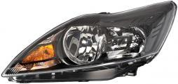 Hauptscheinwerfer HELLA (1EE 354 257-031), FORD, Focus II Turnier, Focus II, Focus II Stufenheck, Focus II Cabriolet