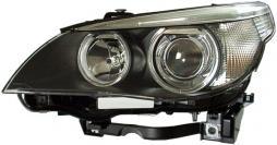 Hauptscheinwerfer HELLA (1EL 160 288-011), BMW, 5er, 5er Touring