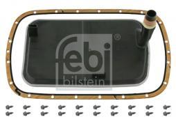 Hydraulikfiltersatz, Automatikgetriebe FEBI BILSTEIN (27061), BMW, LAND ROVER, X5, Range Rover III