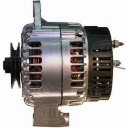 Generator HELLA (8EL 011 712-081), LADA, 110, 111, 112, Niva, Niva II