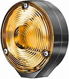 Lichtscheibe, Blinkleuchte HELLA (9EL 116 907-001)