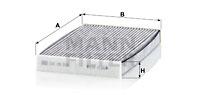 Filter, Innenraumluft MANN-FILTER (CUK 29 008), OPEL, CITROEN, Crossland X, C3 Aircross II
