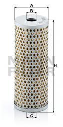 Hydraulikfilter, Lenkung MANN-FILTER (H 623)