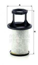 Filter, Kurbelgehäuseentlüftung MANN-FILTER (LC 5003/1 x)