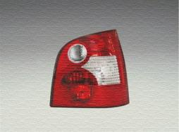MAGNETI MARELLI Lampenträger, Heckleuchte links 714098290505