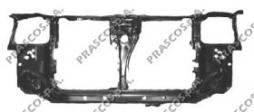 PRASCO Frontverkleidung  HD0343200 Honda Civic 6