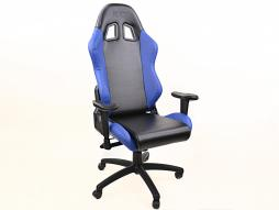 FK Gamingstuhl eGame Seats eSports Spielsitz Liverpool schwarz/blau