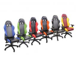 FK Gaming Stuhl eGame Seat eSports Spielsitz Liverpool [verschiedene Farben]