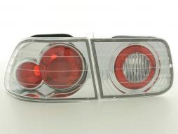 Rückleuchten Honda Civic 3-trg. Typ EJ9 EK1 2 3 Bj. 96-00 chrom