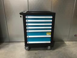 FK Werkstattwagen Set Werkzeugaufbewahrung Werkzeugschrank für Ordnung in der Werkstatt