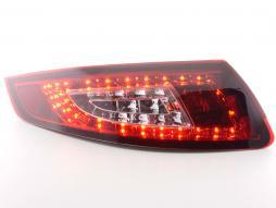 LED Rückleuchten Set Porsche 911 Typ 997  05-09 rot/klar