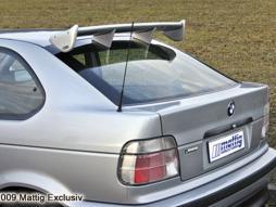 MATTIG Dachspoiler 5-teilig für BMW E36,  1991-1999