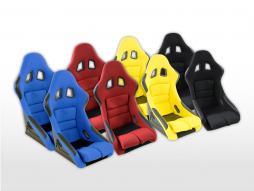 FK Sportsitze Auto Vollschalensitze Set Edition 2 Stoff [verschiedene Farben]