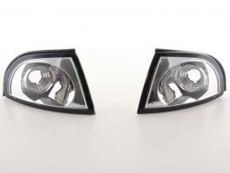 Frontblinker Blinker Set Audi A4 (Typ B5) Bj. 95-00 chrom