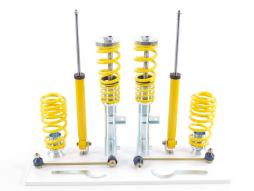 FK coilover AK Street VW Touran 1T Yr. 2003-2006 with 55mm strut