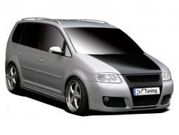 INGO NOAK TUNING Spoilerstoßstange VW Caddy 2K Bj. 04-