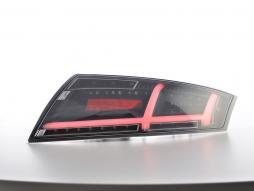 LED Rückleuchten Audi TT 8J Bj. 06-14 schwarz