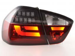 LED Rückleuchten Set BMW 3er E90 Limo Bj. 05-08 rot/schwarz