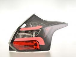 LED Rückleuchten gebraucht Ford Focus 3 Schrägheck Bj. 11-14 schwarz