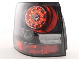 LED Rückleuchten Set Land Rover Range Rover Sport  06-10 schwarz