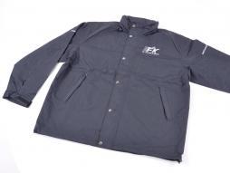 Windjacke Größe: L mit herausnehmbarer Kapuze Jacke FK Jacke